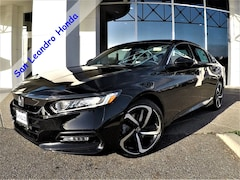 New 2019 Honda Accord Sport 2.0T Sedan 1HGCV2F38KA000614 for Sale in San Leandro, CA