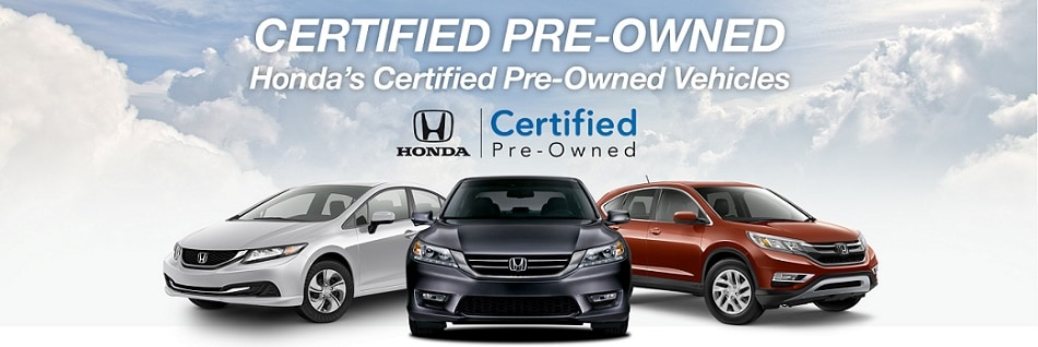 What Is A Certified Used Honda Certification Standards