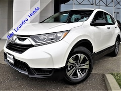 New 2019 Honda CR-V LX AWD SUV 2HKRW6H35KH201339 for Sale in San Leandro, CA