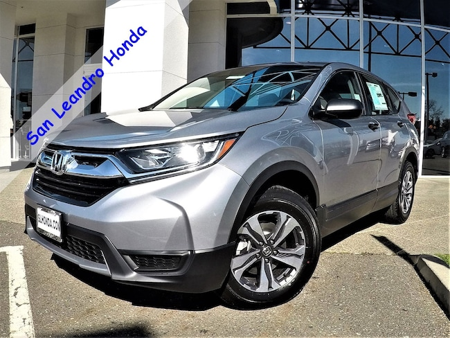New 2018 Honda CR-V LX AWD SUV For Sale/Lease San Leandro, California