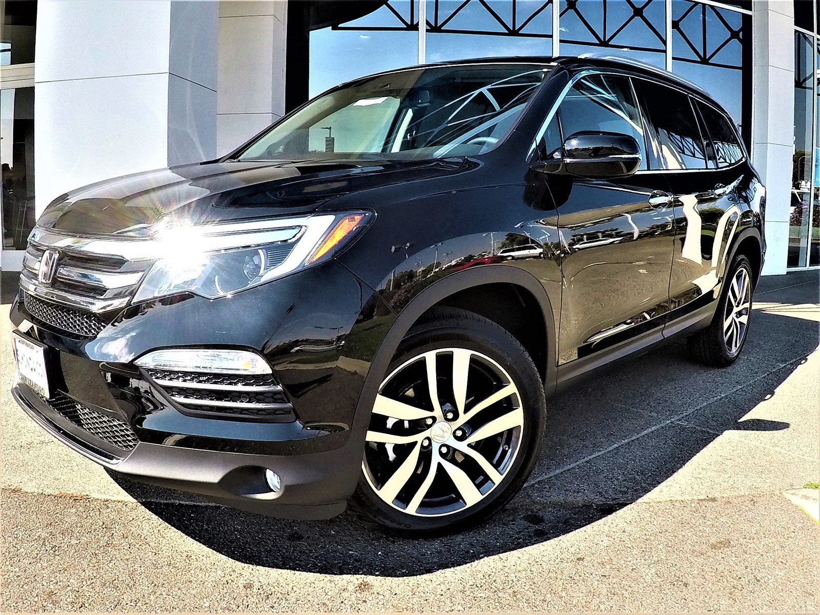 2018 Honda Pilot Sales Event in Oakland Hayward Alameda Bay Area