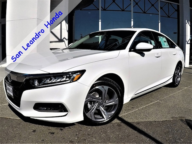 New 2019 Honda Accord EX 1.5T Sedan For Sale/Lease San Leandro, California