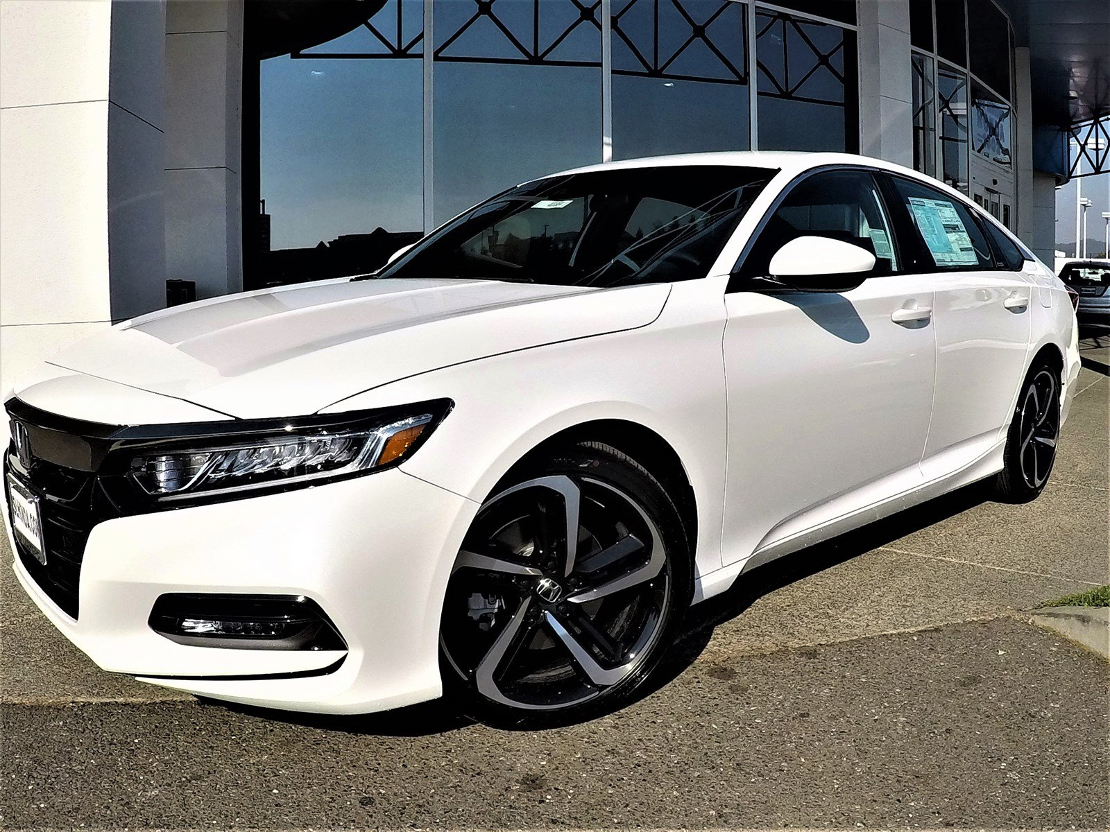 2018 honda accord for sale event in oakland hayward for Honda financial services mailing address
