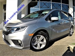 New 2019 Honda Odyssey EX Minivan 5FNRL6H59KB070957 for Sale in San Leandro, CA