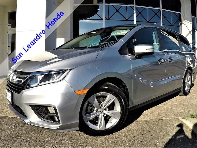 New 2018 Honda Odyssey EX Minivan For Sale/Lease San Leandro, California