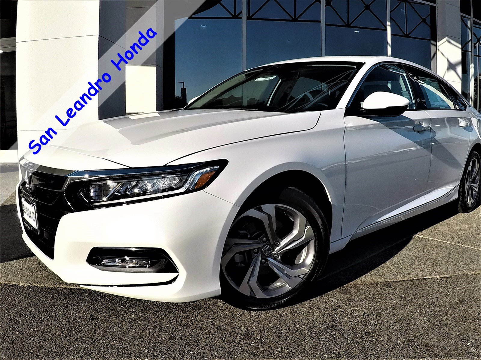 Perfect New 2018 Honda Accord EX L 1.5T Sedan For Sale/Lease San Leandro