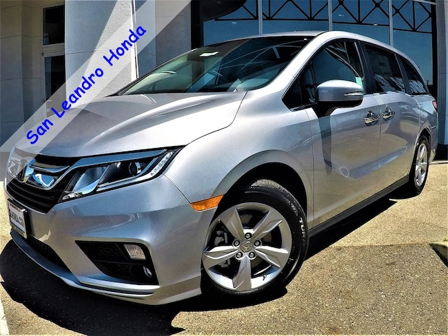 New 2019 Honda Odyssey EX-L Navi DVD Minivan For Sale/Lease San Leandro, California