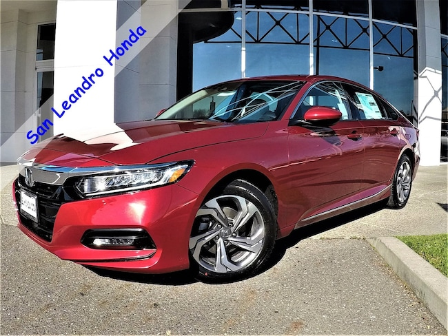 New 2018 Honda Accord EX Sedan For Sale/Lease San Leandro, California