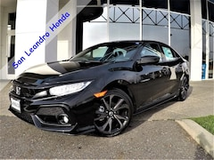New 2018 Honda Civic Sport Touring Hatchback SHHFK7H9XJU426621 for Sale in San Leandro, CA