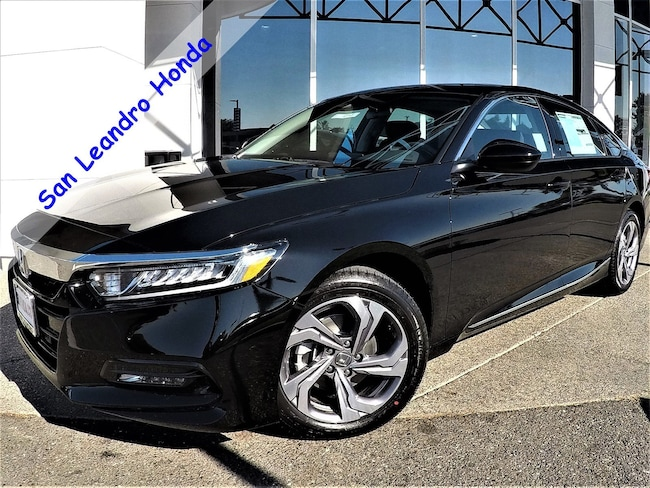 New 2018 Honda Accord EX 1.5T Sedan For Sale/Lease San Leandro, California