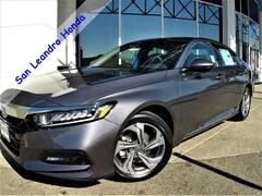 New 2018 Honda Accord EX-L 1.5T Sedan 1HGCV1F50JA182190 for Sale in San Leandro, CA