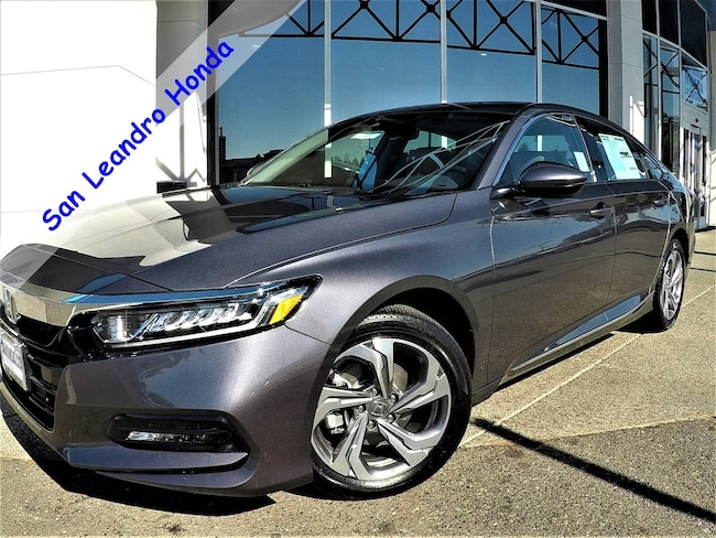New 2018 Honda Accord EX-L 1.5T Sedan For Sale/Lease San Leandro, California