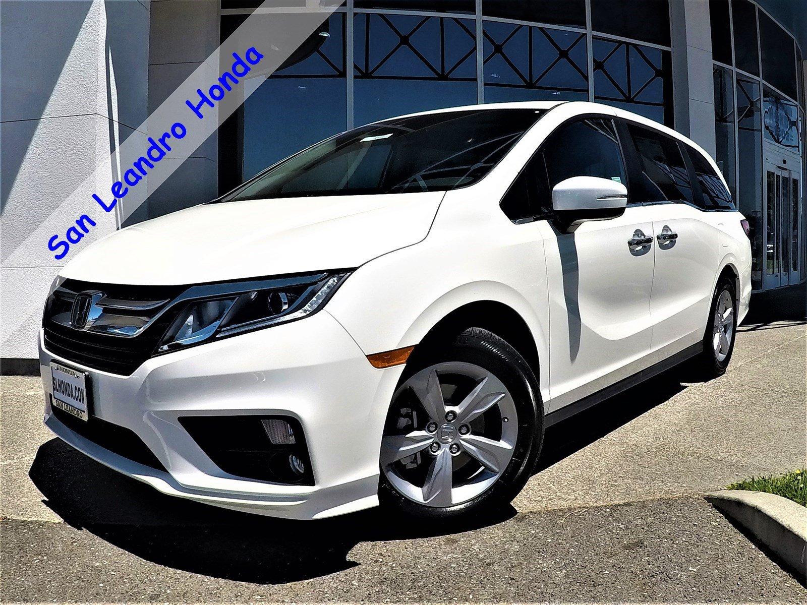 2019 Honda Odyssey EX L Minivan