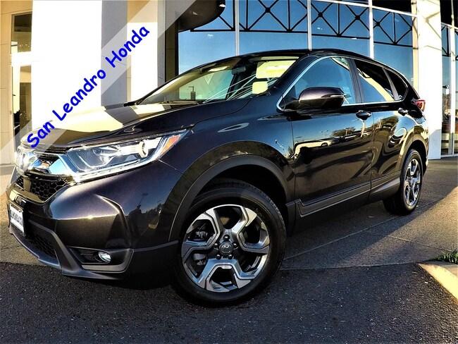 New 2018 Honda CR-V EX-L AWD SUV For Sale/Lease San Leandro, California