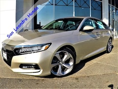 New 2018 Honda Accord Touring 1.5T Sedan 1HGCV1F91JA077984 for Sale in San Leandro, CA