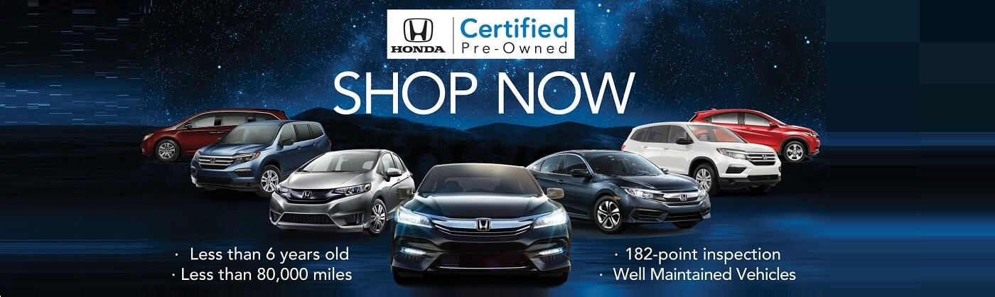 Why Buy A Honda Certified ...