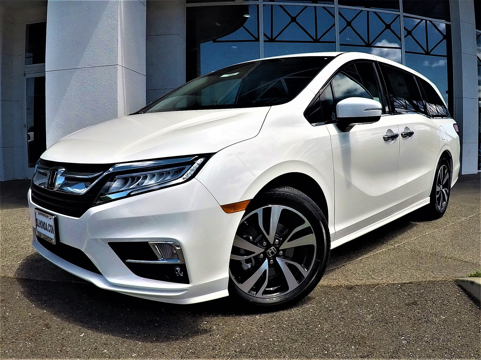 Shop Now. 2018 Honda Odyssey Inventory ...