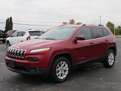 2016 Jeep Cherokee Latitude SUV For Sale in Corunna MI