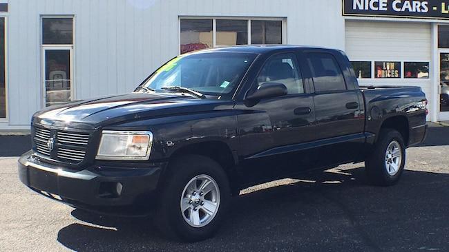 2011 Dodge Dakota Big Horn Truck