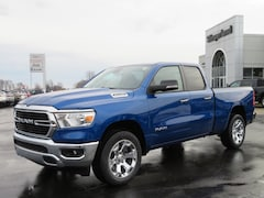2019 Ram 1500 BIG HORN / LONE STAR QUAD CAB 4X4 6'4 BOX Quad Cab For Sale in Corunna MI