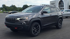2019 Jeep Cherokee TRAILHAWK ELITE 4X4 Sport Utility For Sale in Corunna MI