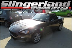 2018 FIAT 124 Spider CLASSICA Convertible For Sale in Corunna MI