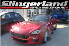 New 2018 FIAT 124 Spider For Sale in Corunna MI