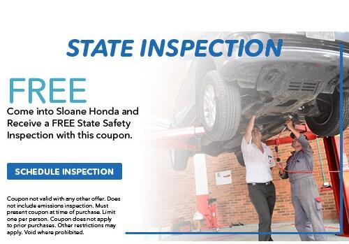 Car Inspection Coupons >> Honda Service Repair Coupons In Philadelphia At Sloane Honda