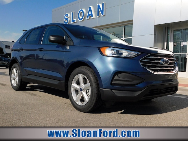 New 2019 Ford Edge SE SUV for sale in Exton, PA at Sloan Ford