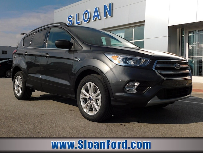 New 2019 Ford Escape SEL SUV for sale in Exton, PA at Sloan Ford