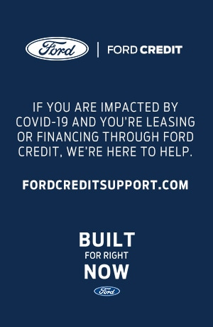 Ford Credit Support