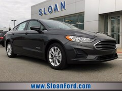 2019 Ford Fusion Hybrid SE Sedan for sale in Exton, PA at Sloan Ford