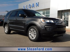 2019 Ford Explorer XLT SUV for sale in Exton, PA at Sloan Ford
