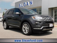2019 Ford Explorer Limited SUV for sale in Exton, PA at Sloan Ford