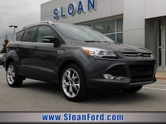 Used 2016 Ford Escape Titanium SUV for sale in Exton, PA at Sloan Ford