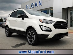 2019 Ford EcoSport SES SUV for sale in Exton, PA at Sloan Ford