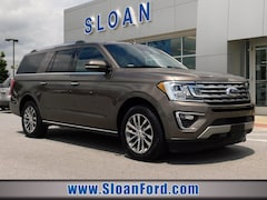 Used 2018 Ford Expedition Max Limited SUV for sale in Exton, PA at Sloan Ford
