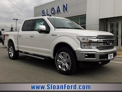 2019 Ford F-150 LARIAT Truck SuperCrew Cab for sale in Exton, PA at Sloan Ford