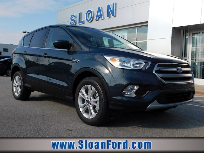 New 2019 Ford Escape SE SUV for sale in Exton, PA at Sloan Ford