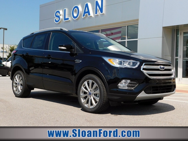 New 2018 Ford Escape Titanium SUV for sale in Exton, PA at Sloan Ford