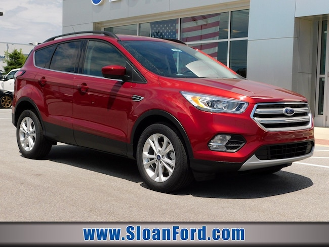 New 2018 Ford Escape SEL SUV for sale in Exton, PA at Sloan Ford