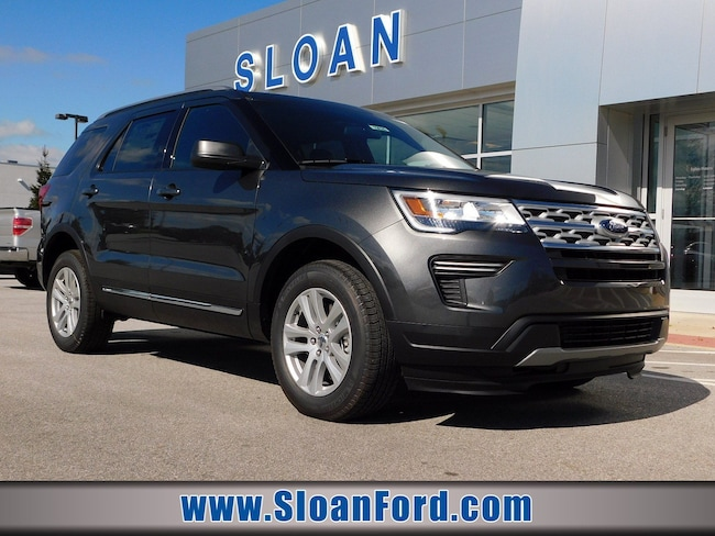 New 2019 Ford Explorer XLT SUV for sale in Exton, PA at Sloan Ford