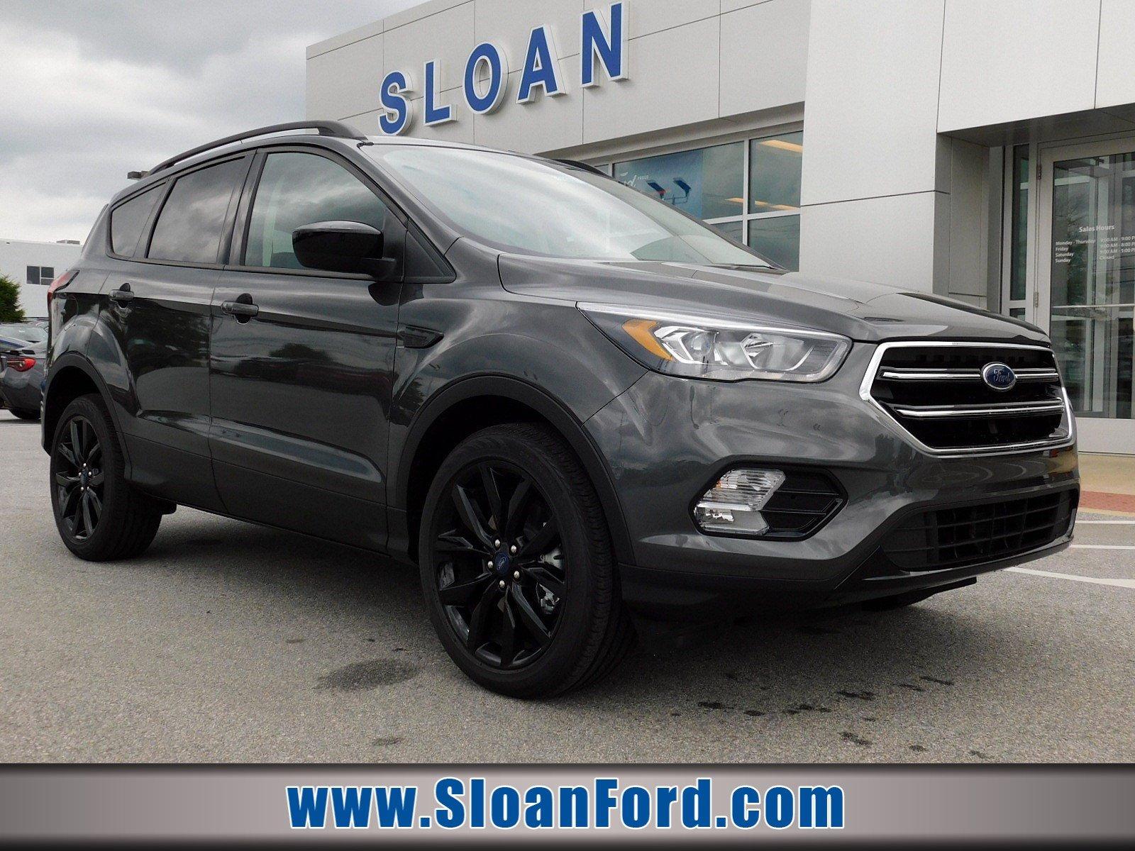 New 2019 Ford Escape For Sale at Sloan Motors Inc  | VIN