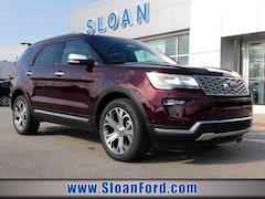 2019 Ford Explorer Platinum SUV for sale in Exton, PA at Sloan Ford