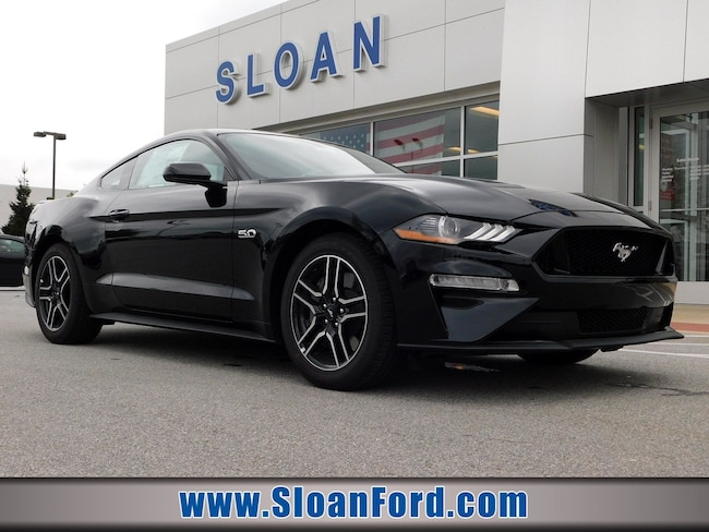 New 2019 Ford Mustang GT Coupe for sale in Exton, PA at Sloan Ford