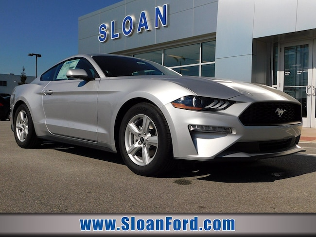 New 2019 Ford Mustang EcoBoost Coupe for sale in Exton, PA at Sloan Ford