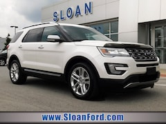 Used 2016 Ford Explorer Limited SUV for sale in Exton, PA at Sloan Ford