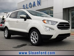 2019 Ford EcoSport SE SUV for sale in Exton, PA at Sloan Ford