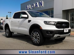2019 Ford Ranger LARIAT Truck SuperCrew for sale in Exton, PA at Sloan Ford