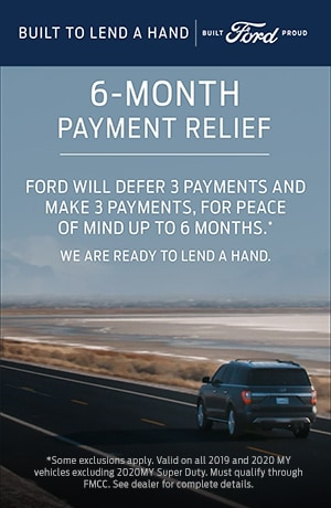 6 Months Payment Relief